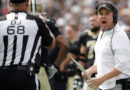 More Pain for Saints: Another Officiating Error and an Injury to Drew Brees